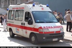 Croce Rossa presidio stazione Chiaravalle 2014