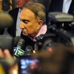 Emilio Fede candidato al Senato col Pdl