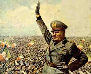 Fascismo evento pastasciutta per ricordarne la caduta