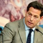 Gianfranco Micchichè Candidato con Berlusconi