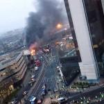 Incidente Elicottero Londra 16 Gennaio 2013