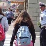 vigili scuola