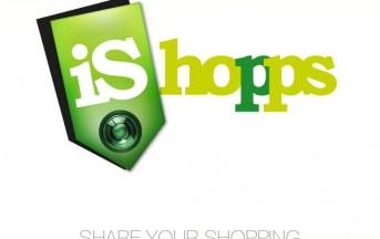 Ishopps: L'App per fare shopping sui Social Network