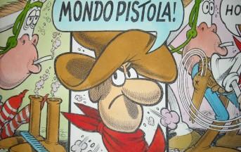 Jacovitti, i fumetti in mostra all'Ara Pacis di Roma