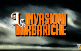 Record di ascolti per le Invasioni Barbariche su LA7