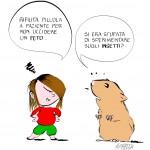 Obiettori di Incoerenza Vignetta Roberta Piredda