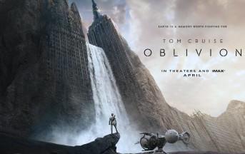 Oblivion, il colossal di fantascienza con Tom Cruise