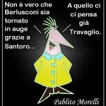 Passi Falsi Vignetta Paolo Morelli