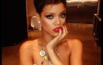 Rihanna: nuovo taglio di capelli