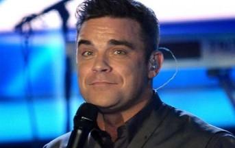 Be a Boy: on Line il nuovo singolo di Robbie Williams