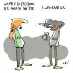 Social Network Vignetta Davide Caviglia