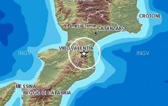 Terremoto oggi in Calabria, scossa in provincia di Catanzaro