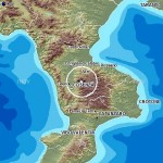Terremoto Oggi a Rose Cosenza