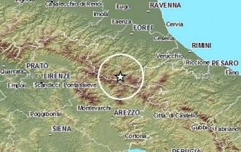 Terremoto oggi in Emilia Romagna, scossa in provincia di Forlì-Cesena