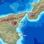 Terremoto 17 Gennaio 2013 Messina