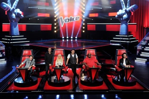 The Voice Talent show Italia