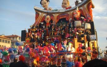 Carnevale Viareggio 2013: date e carri