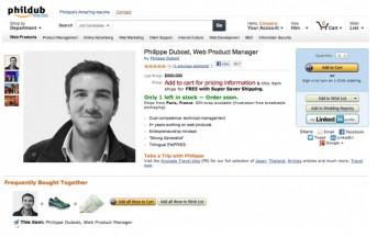 Arriva il curriculum vitae perfetto su Amazon!