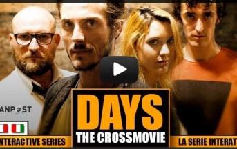 Esperimenti di cinema con Days: The crossmovie la Storia a Bivi di Flavio Parenti