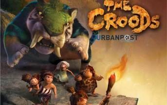 Preistoria al Cinema, ci riprova la Dreamworks con I Croods