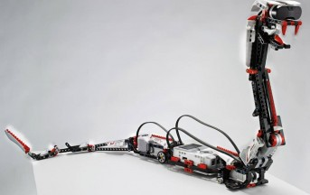 I nuovi giochi della LEGO del futuro: ecco il Mindstorms EV3