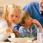 Bambini Alimentazione Corretta in Famiglia