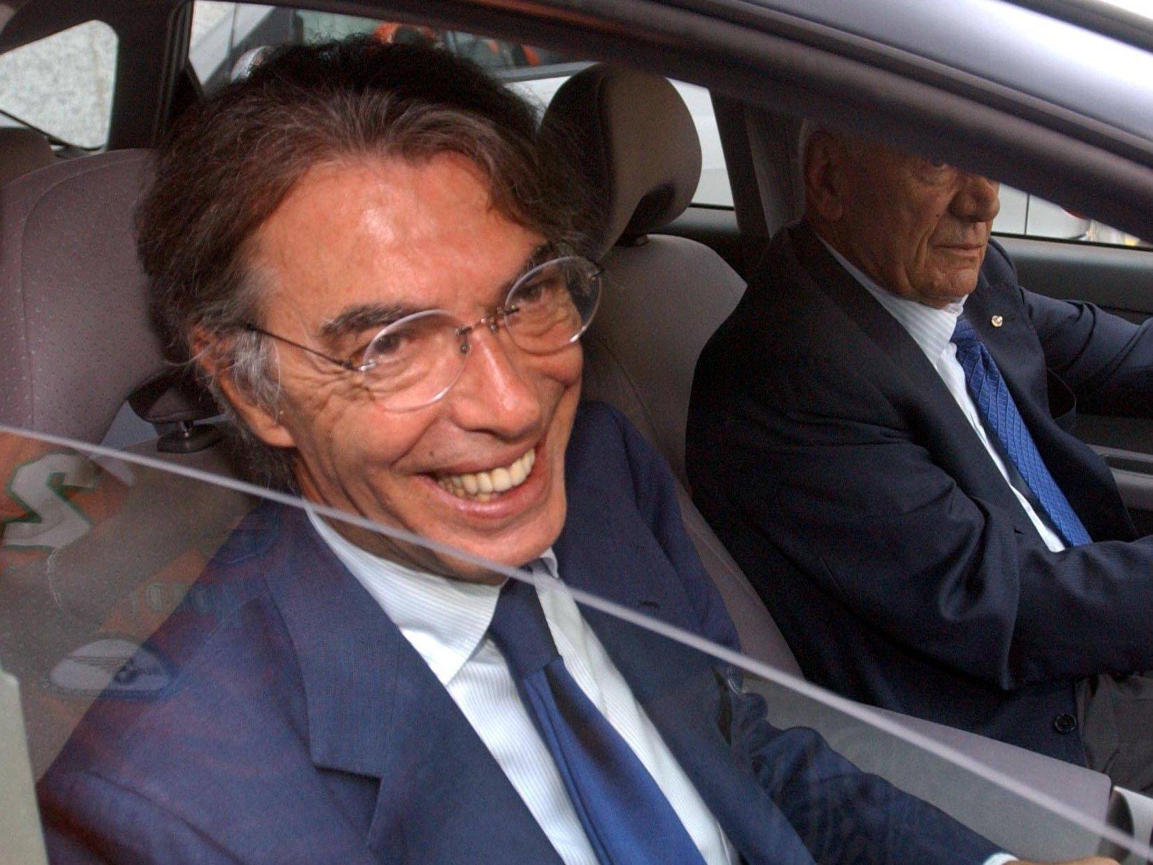 Massimo Moratti nuovo stadio Inter