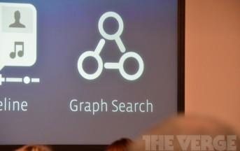 Graph Search Facebook, cos'è e come funziona il motore di ricerca social