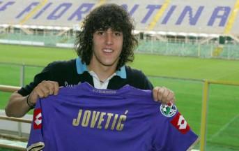 Calciomercato Fiorentina: per Jovetic offerta dell'Arsenal?