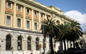 Salerno: uomo al lastrico sul tetto del tribunale