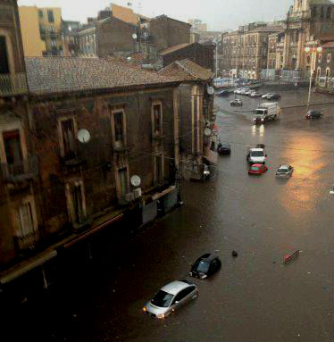 catania alluvione 2013 - photo#1