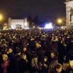 800mila a Roma per Beppe Grillo