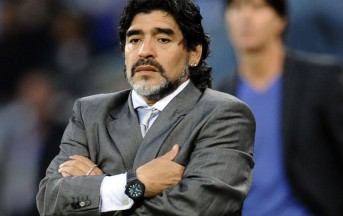"""Diego Armando Maradona a """"Che tempo che fa"""": """"De Laurentis non mi vuole alla guida del Napoli"""""""
