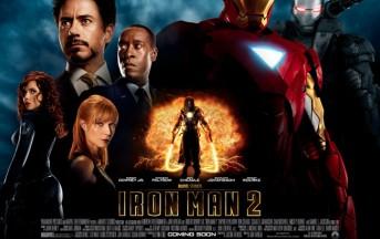 Stasera in Tv su Italia 1 il film Iron Man 2