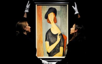 Asta record: un Modigliani venduto a 31 milioni di Euro