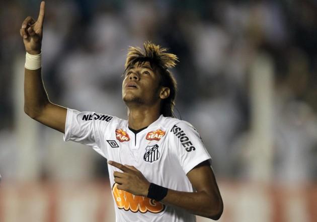 Neymar biondo