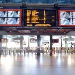 stazione nuova tratta Italo 2013