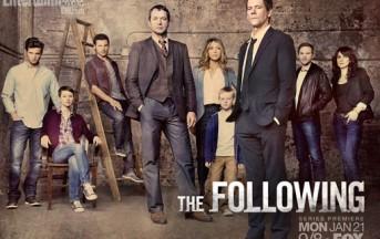 """""""The following"""" nuova puntata stasera su Sky Uno"""