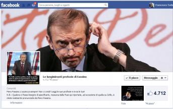 Fassino a Grillo: Faccia un partito (Video) Ironia sui social network