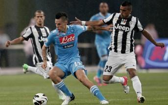 Napoli-Juventus 2013, biglietti settore ospiti: i prezzi