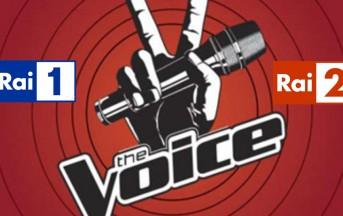 The Voice parte il 7 marzo su Rai2, e già vede la promozione a Rai1