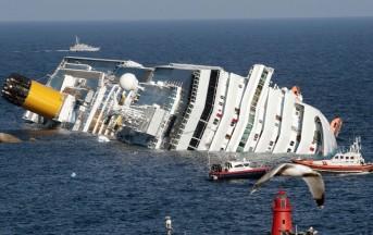 Processo naufragio Costa Concordia, pene irrisorie per i co-imputati e polemiche
