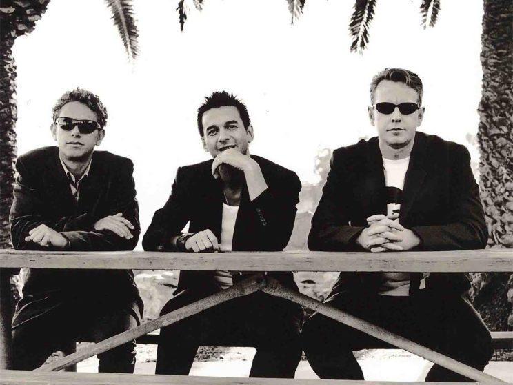 Depeche Mode concerto roma