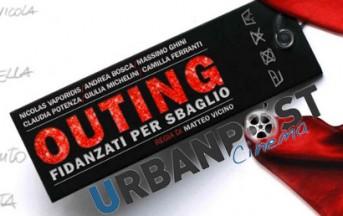 Nicola Vaporidis torna al Cinema con Outing – Fidanzati per Sbaglio