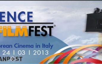 Florence Korea Film Fest 2013 con Jeon Do-Yeon. Nuovi K-Eros e K-Animation