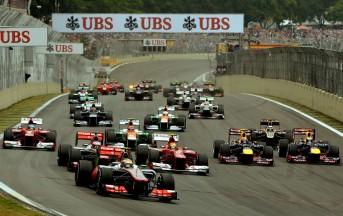 Formula 1 2013, in onda su Sky e sulla Rai