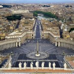 blackout in vaticano
