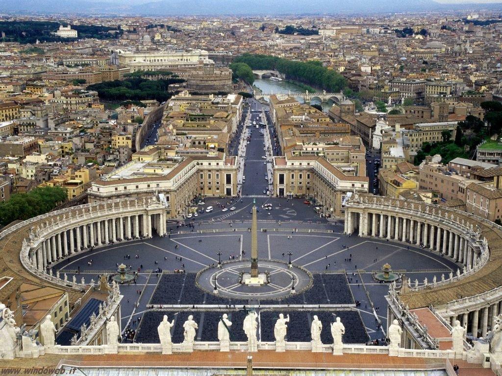 blackout in vaticano
