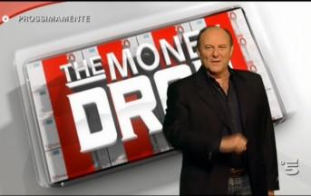 Gerry Scotti, The money drop stasera alle 18:50 su Canale 5