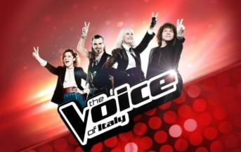The Voice of Italy stasera su Rai 2: ultime blind audition